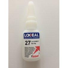Vteřinové lepidlo Loxeal IST27
