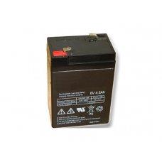 Náhradní akumulátor 6V 5Ah pro váhy CAS ED, ED-H, ER, EC, EC-H a ZV KS1, RS1