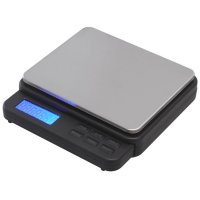 Kapesní digitální váha ZH-KC 2kg s výsuvným displejem